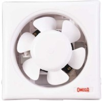 Omega Ventilation Ventec 8 inch 3 Blade Exhaust Fan(White)