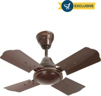 Citron CF002 4 Blade Ceiling Fan(Brown)