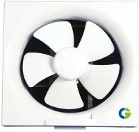 Crompton Greaves BriskAir 150MM 5 Blade Exhaust Fan(White)