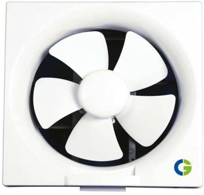 Crompton Greaves BriskAir 250MM 5 Blade Exhaust Fan(White)