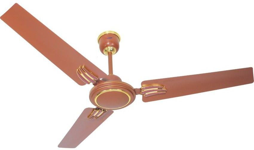 Lazer Apollo 900mm 3 Blade Ceiling Fan Brown