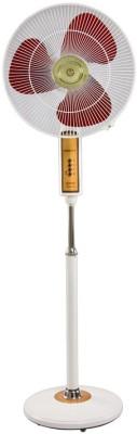 Orient Floor Supreme 3 Blade Pedestal Fan(Multicolor) 400mm