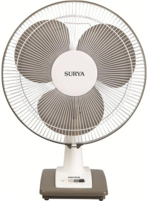 Surya Windstream 3 Blade Table Fan