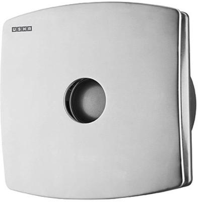 Usha Crisp Air Premia 6 Blade Exhaust Fan(Silver)