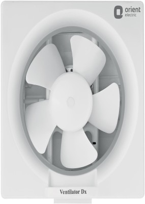 Orient 250 mm Ventilator 5 Blade Exhaust Fan(White)