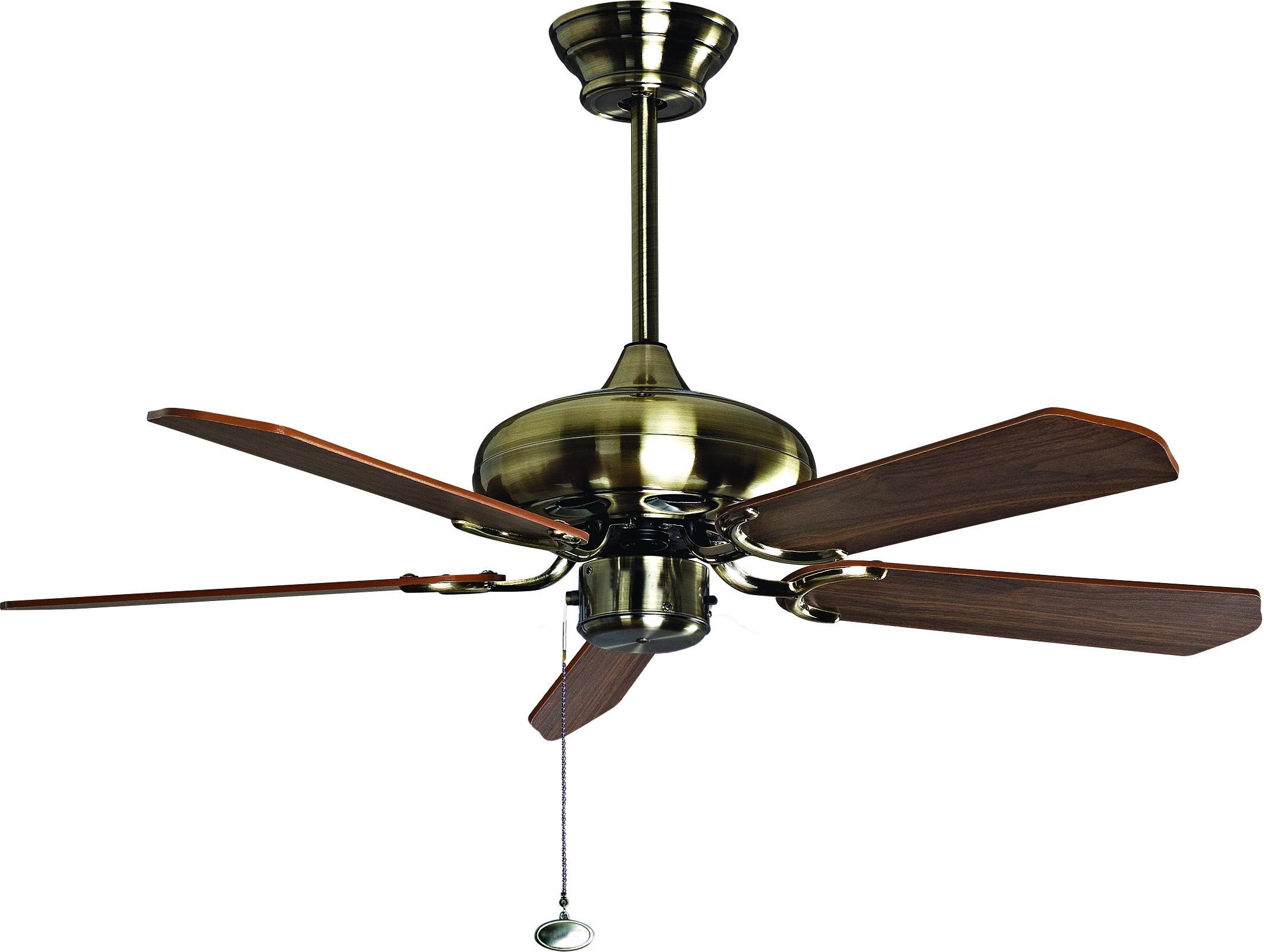 View Fanzart Grace 5 Blade Ceiling Fan(Brown) Home Appliances Price Online(Fanzart)