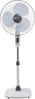 Orient 400 mm Stand 32 3 Blade Pedestal Fan(Multicolor)