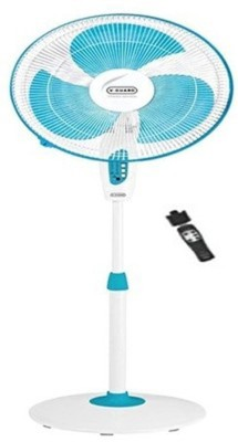 V-Guard Finesta Remote 3 Blade Pedestal Fan(Multicolor) 400mm