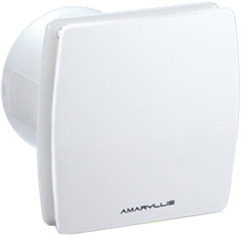 View Amaryllis Delta(W)-6 7 Blade Exhaust Fan(White) Home Appliances Price Online(Amaryllis)