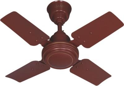 Marc Airmill 600 4 Blade Ceiling Fan(Brown)