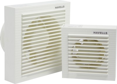Havells Ventil Air DXW 6 Blade Exhaust Fan(White)