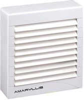 Amaryllis Gamma-6 7 Blade Exhaust Fan(White)