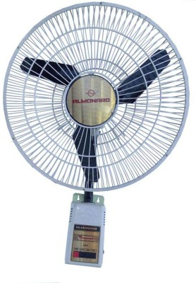 Almonard 18 MARC II 3 Blade Wall Fan(WHITE)