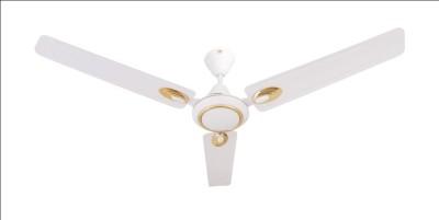 Ortem TECDECOR 3 Blade Ceiling Fan(White)