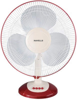 Havells Cherry 3 Blade Table Fan(Cherry)