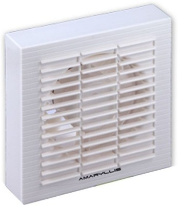 Amaryllis Alpha-5 7 Blade Exhaust Fan(White)