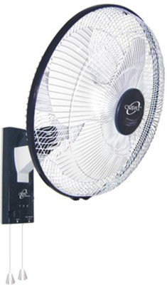 Orpat OWF-3107 3 Blade Wall Fan(Grey)