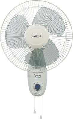 Havells Swing 300mm 3 Blade Wall Fan(Off White)