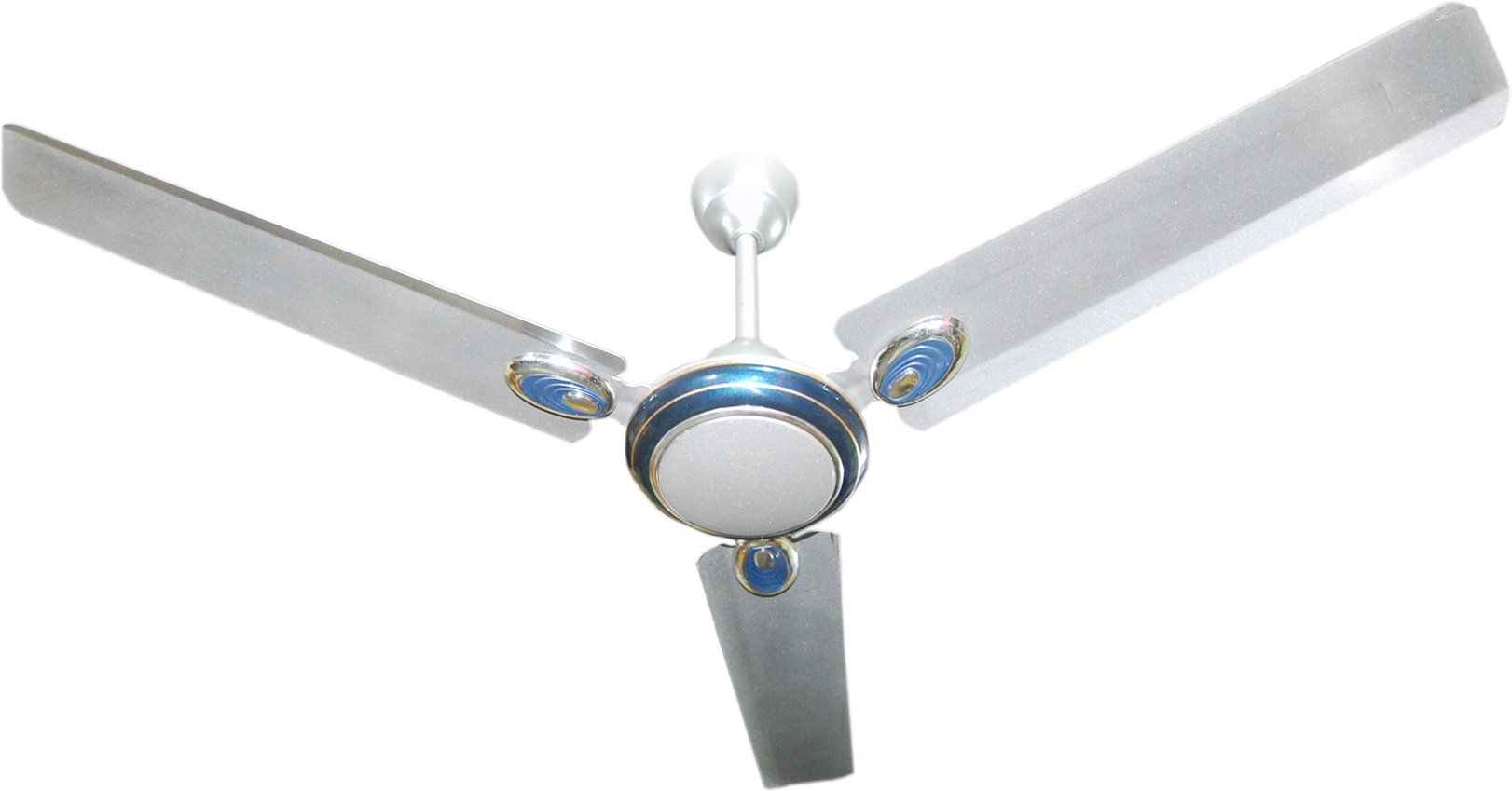 View RPM AERO 3 Blade Ceiling Fan(SILVER) Home Appliances Price Online(RPM)
