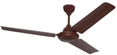 Omen 48 Inch Elegant 3 Blade Ceiling Fan(Brown)
