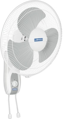 Luminous Mojo WF 3 Blade Wall Fan(White)