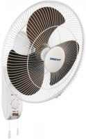 Orient Mount Highspeed 3 Blade Wall Fan(White)