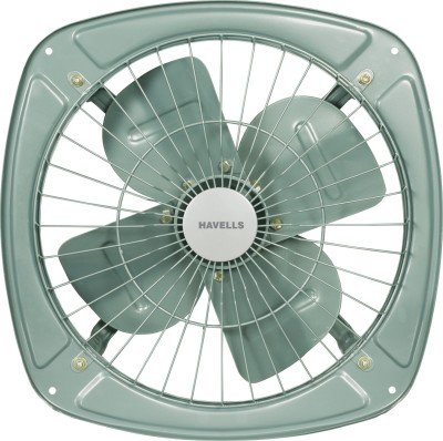 Havells Ventil Air DB 4 Blade Exhaust Fan(Grey)