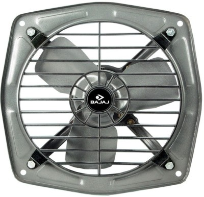 Bajaj Bahar 300 Mm Fresh Air 3 Blade Exhaust Fan(Grey)