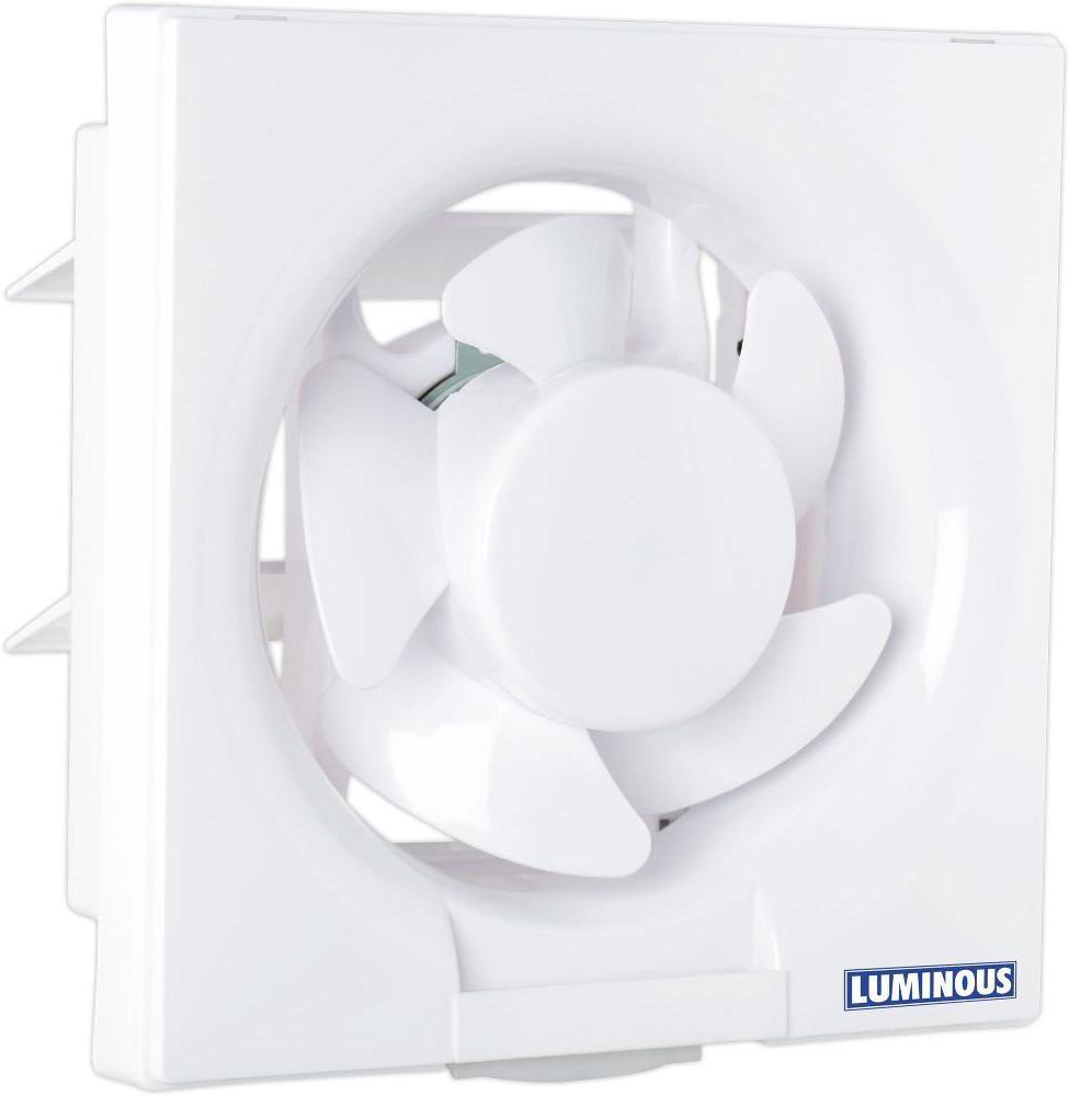Luminous Vento Dlx 5 Blade Exhaust Fan(White)