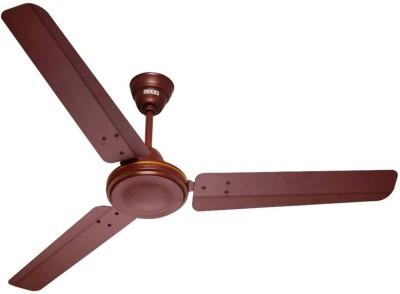 Usha Striker 1200 Mm  3 Blade Ceiling Fan(Brown)