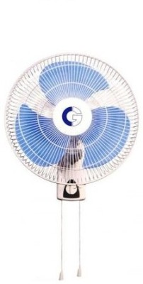 Crompton Greaves Windflo 16 (Hi-Speed) 3 Blade Wall Fan(Blue)