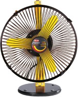 Polar Stormy 3 Blade Table Fan(Yellow)