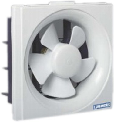 Luminous Vento Dlx 10 5 Blade Exhaust Fan(White)