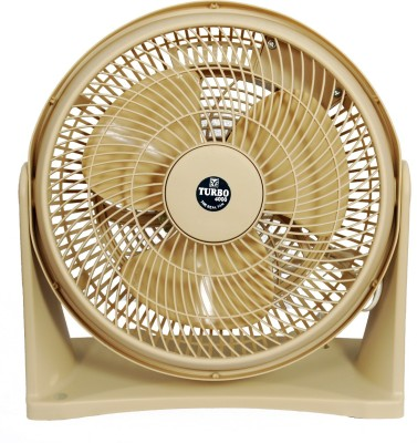 Turbo 4000 AP Cruze Wall_Table_Ceiling 12inch 3 Blade Table Fan