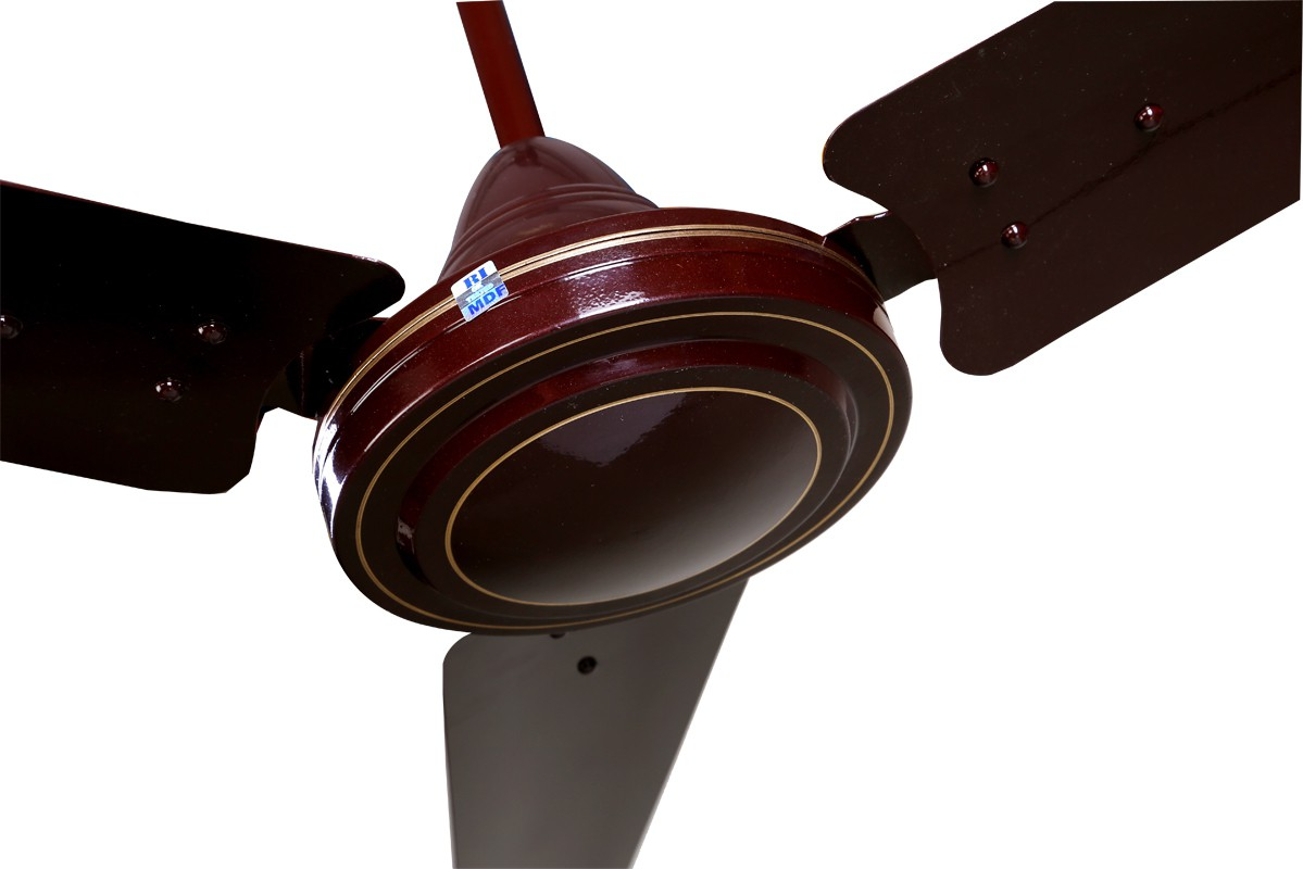 View Super Star Skyron 3 Blade Ceiling Fan(Brown) Home Appliances Price Online(Super Star)