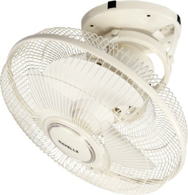 Havells Ciera 3 Blade Wall Fan(White) 300 mm