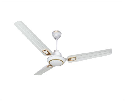 ACTIVA GALAXY DECO  1200 mm 5 STAR 3 Blade Ceiling Fan(IVORY)