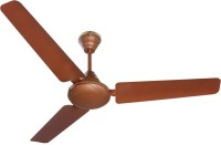 Black Cat Primo 3 Blade Ceiling Fan(Brown)