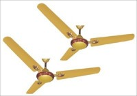 United PLAZMA ISI (48in) 3 Blade Ceiling Fan(Beige)