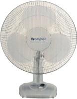 Crompton Hi Flo Eva 3 Blade Table Fan(White)