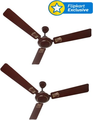 Citron CF001 (Pack of Two) 3 Blade Ceiling Fan