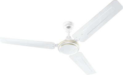 Eveready Fab M 1200 mm 3 Blade Ceiling Fan(White)