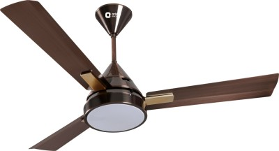 Orient Spectra Led Fan With Remote 3 Blade Ceiling Fan(Multicolor) 1200mm