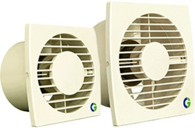 Crompton Greaves Axial 150 mm 7 Blade Exhaust Fan(Beige)