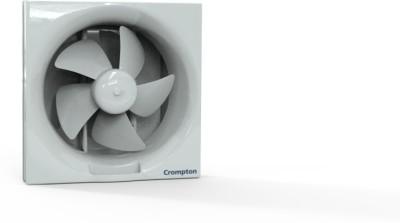 Crompton BRISKAIR250 5 Blade Exhaust Fan(White)