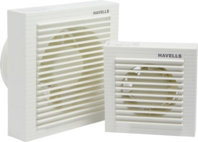 Havells Dxw 6 Blade Exhaust Fan(White)