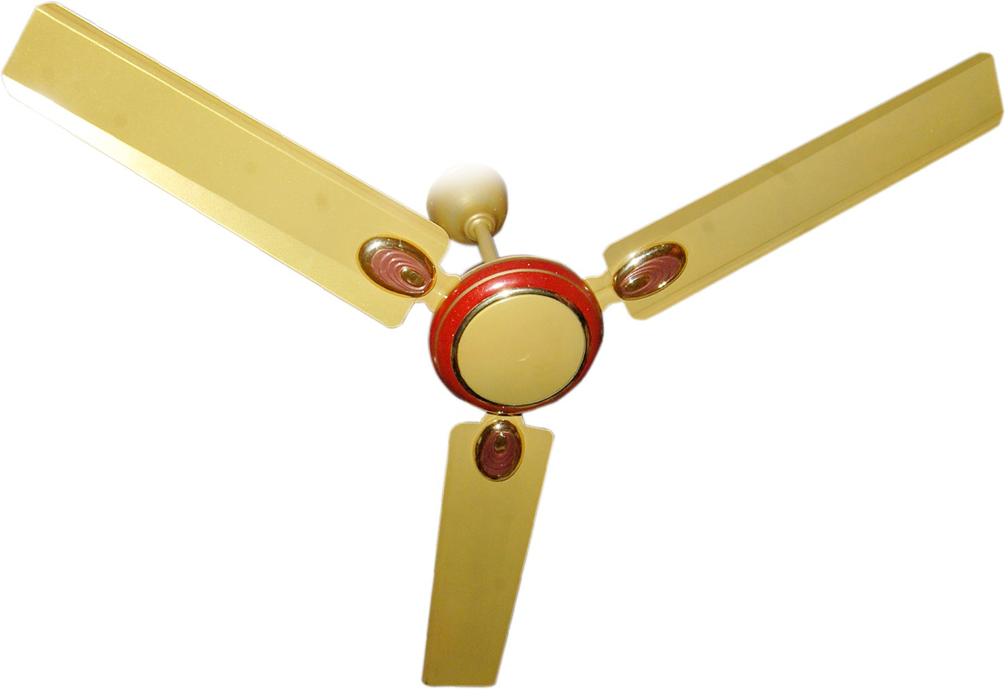View RPM AERO 3 Blade Ceiling Fan(GOLDEN) Home Appliances Price Online(RPM)