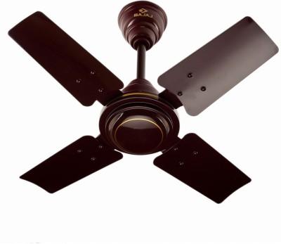 Bajaj Maxima 4 Blade Ceiling Fan(Brown)