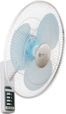 Orient WALL 41 3 Blade 400 mm Wall Fan(WHITE)