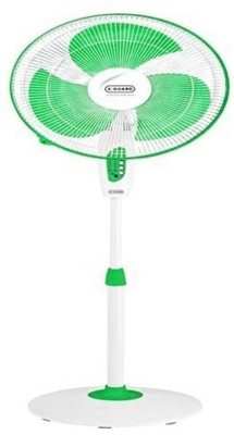 V-Guard Pedestal Fan 3 Blade Pedestal Fan(Green)